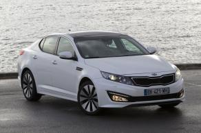 Nowy sedan Kia Optima