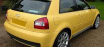 Opinie o Audi S3