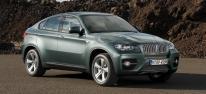 Opinie o BMW X6