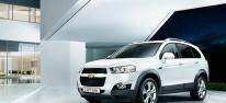 Opinie o Chevrolet Captiva