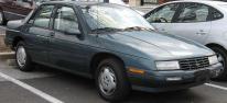 Opinie o Chevrolet Corsica