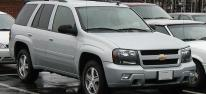 Opinie o Chevrolet TrailBlazer