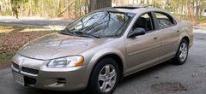 Opinie o Chrysler Stratus/Cirrus