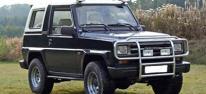 Opinie o Daihatsu Rocky