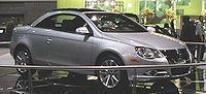 Opinie o Volkswagen Eos